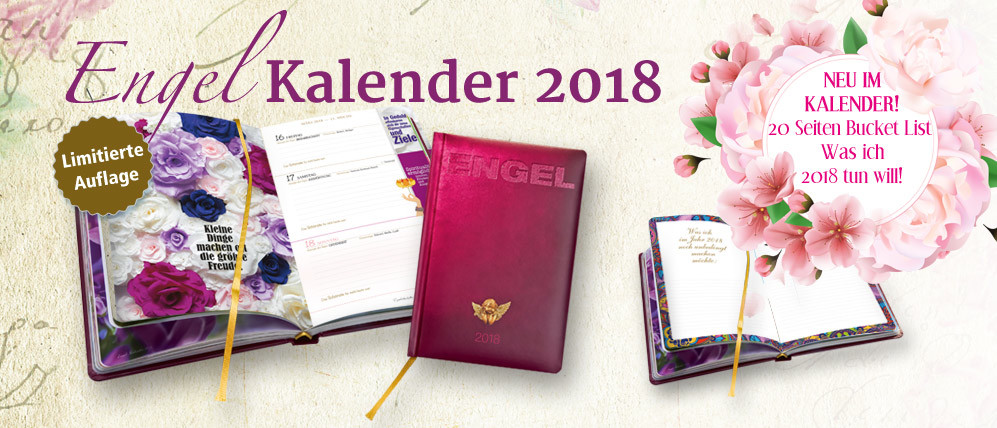 engelkalender 2018