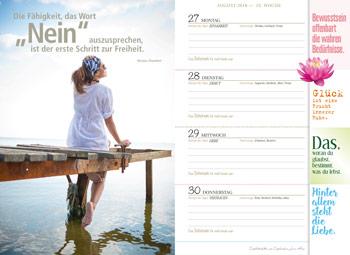 Engelkalender 2018 vom Engelmagazin
